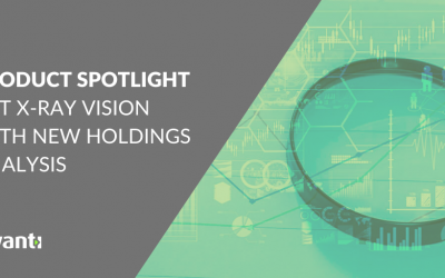 Product Spotlight: Get X-Ray Vision with Detailed Holdings Analysis