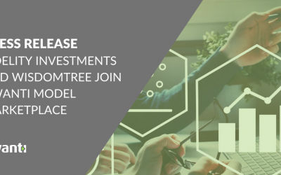 Kwanti Adds Fidelity Investments and WisdomTree to Growing Model Marketplace