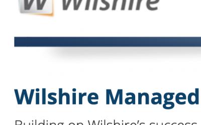 Wilshire model portfolios