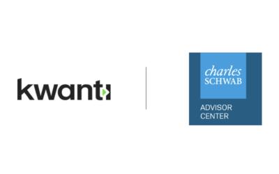 Schwab/Kwanti integration update